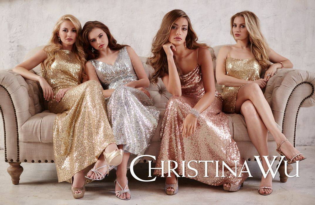 Christina Wu Bridesmaid Dresses