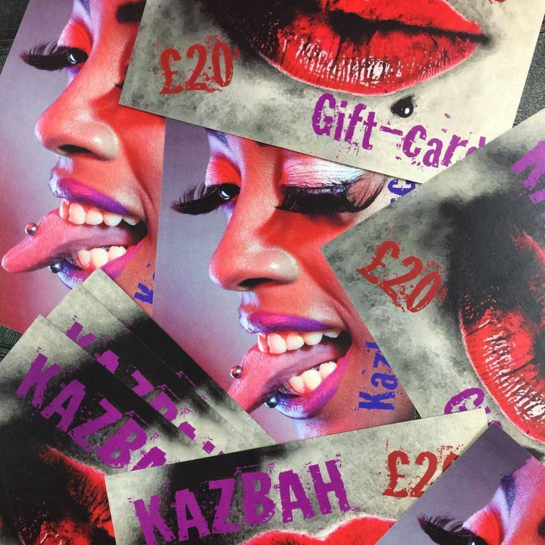 Gift Vouchers for Kazbah in Leicester City Centre