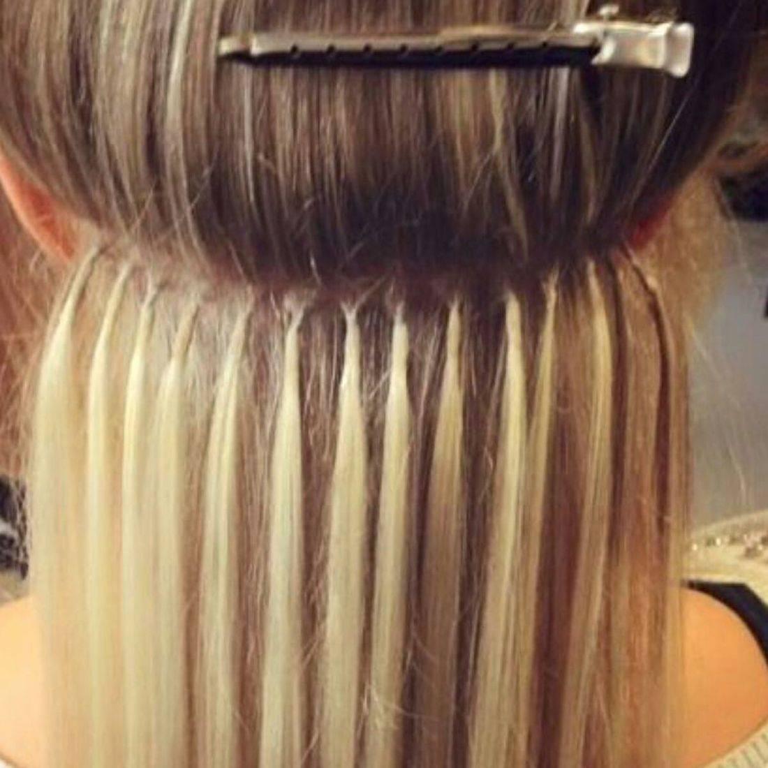 Подготовка волос к наращиванию