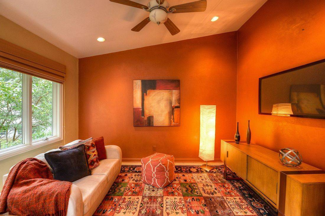 Residential Home Staging - Family Room