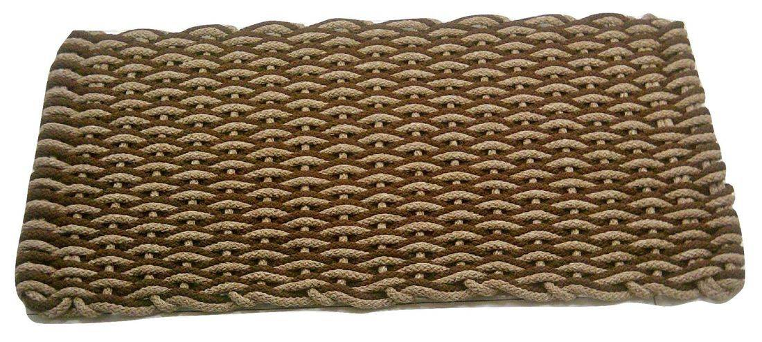 "Texas Rope Door mat 20"" x 34"""