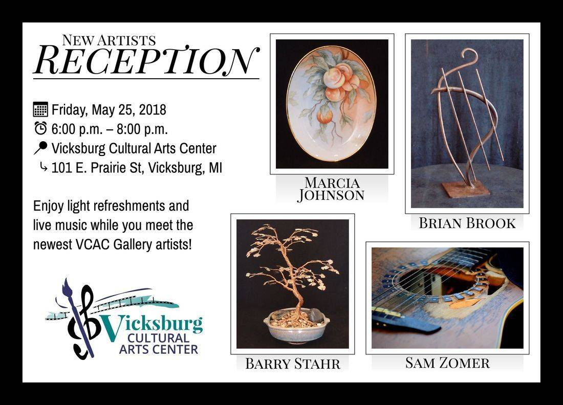 New Artists Reception