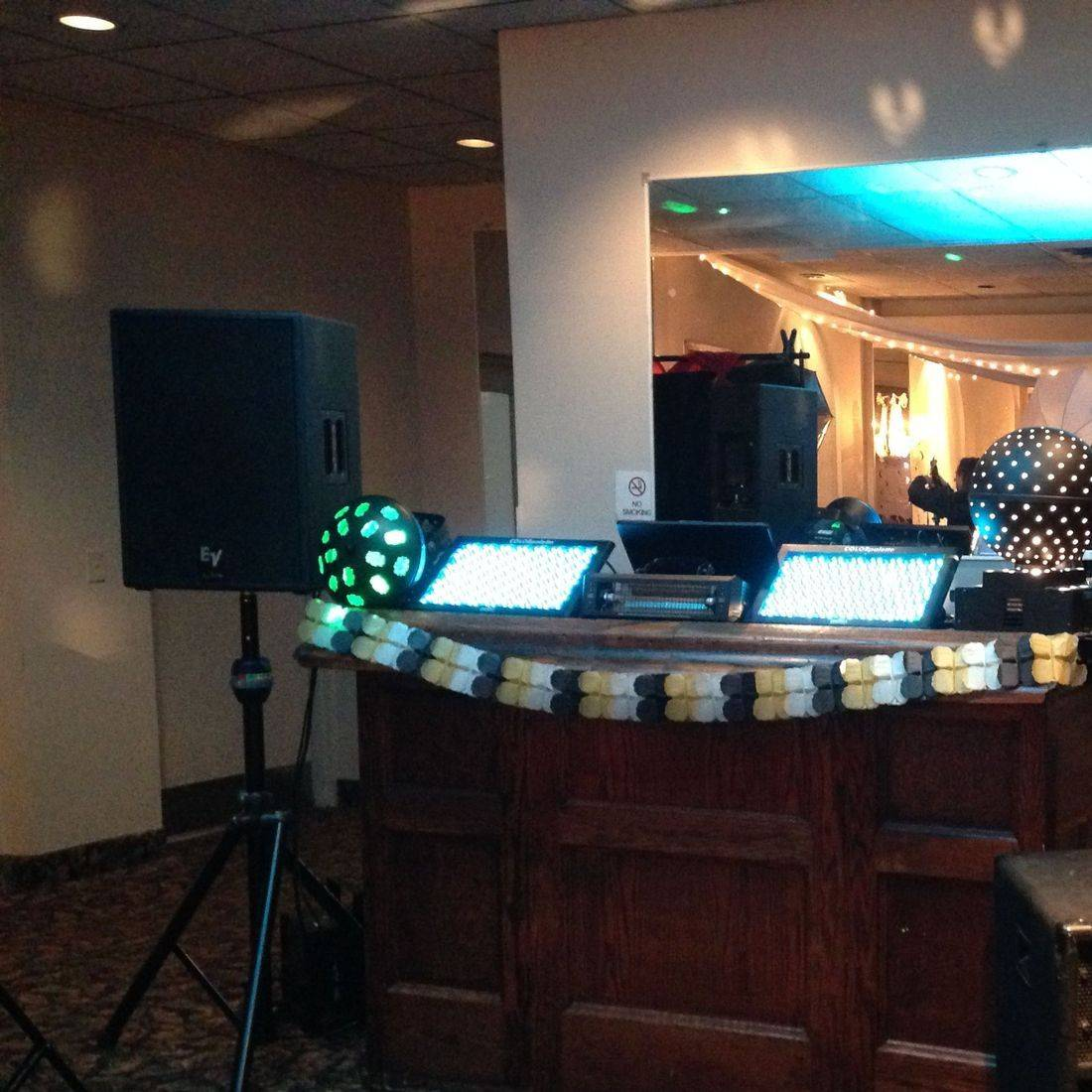 Mr. Productions DJ Service at a Mcmaster University PNB Society formal at Festival Banquet Hall in Hamilton.