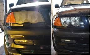 mobile car detailing, headlight restoration, Gwinnett Auto Appearance