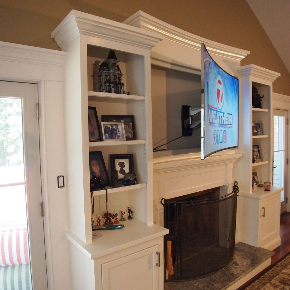 telescoping tv mount, curved tv cabinet