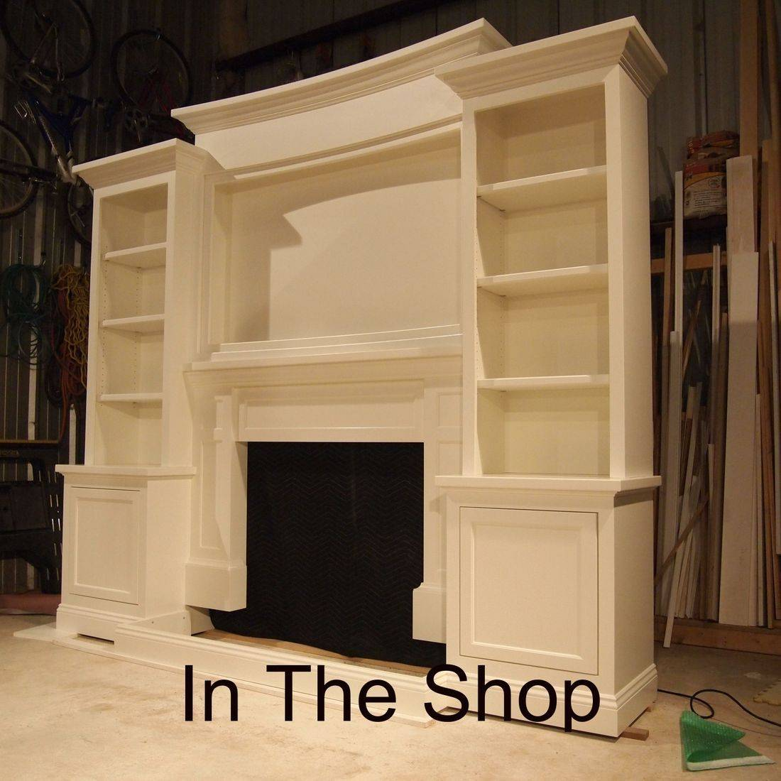 cabinet shop fabrication