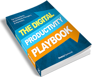 The Digital Productivity Playbook