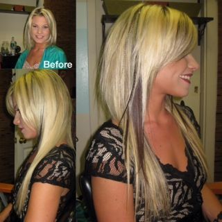 extensions great lengths hairdreams before after nyc wigs weaves