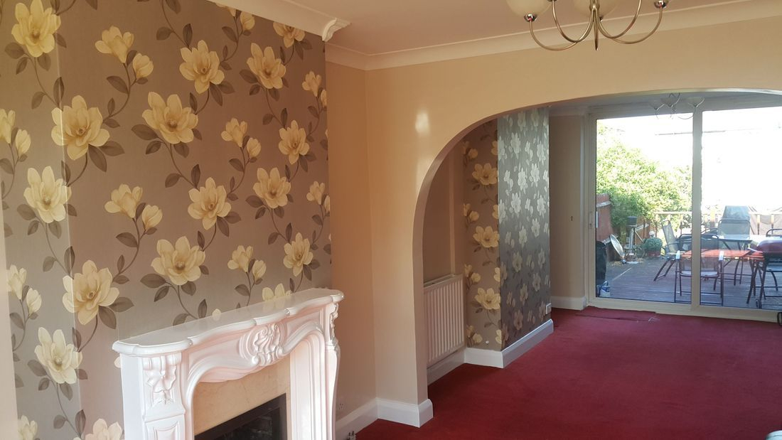Painting and decorating in Dartford