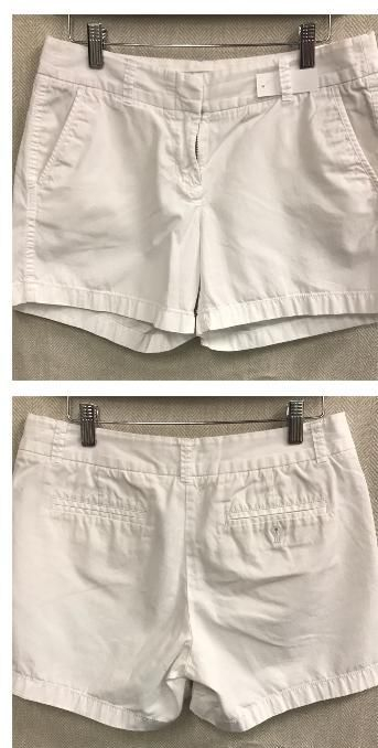 resale, consignment, j crew, shorts