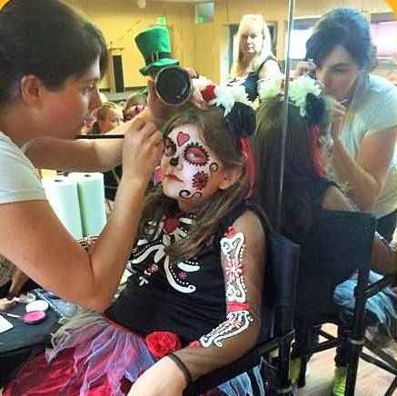 Childrens bithday halloween party in portland oregon area