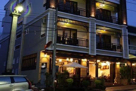 Krabi town hotel for sale
