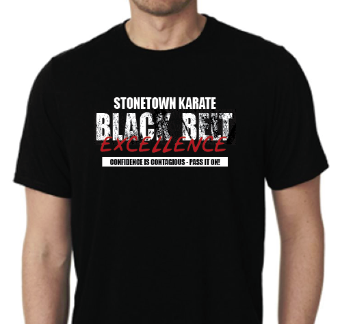 Black Belt Excellence T-Shirt