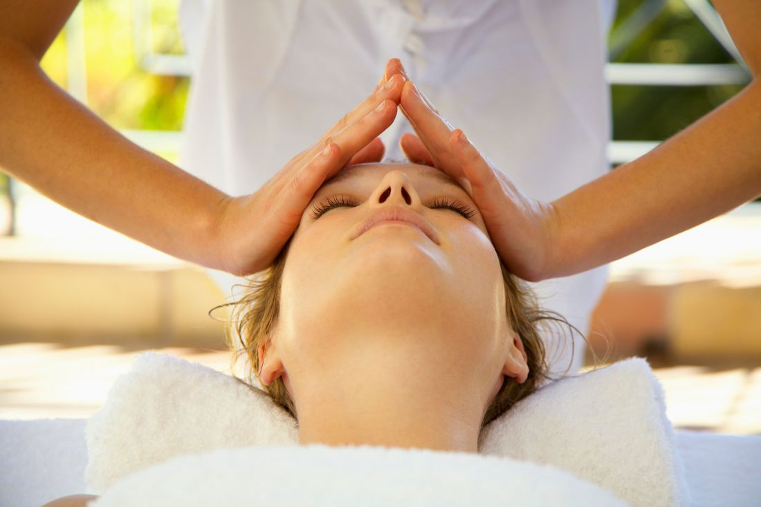 Reiki for chronic pain, depression and anxiety