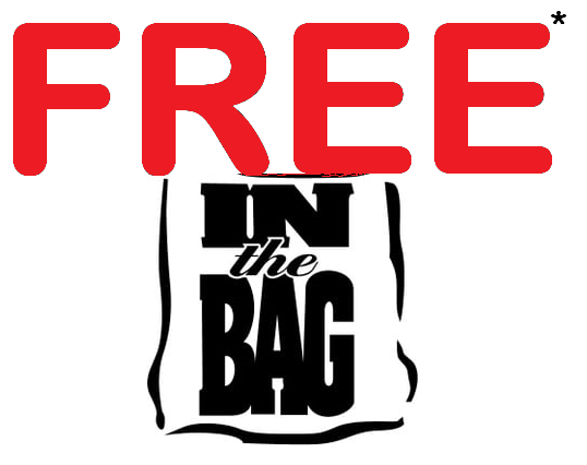 Free In The Bag with local shopping bag