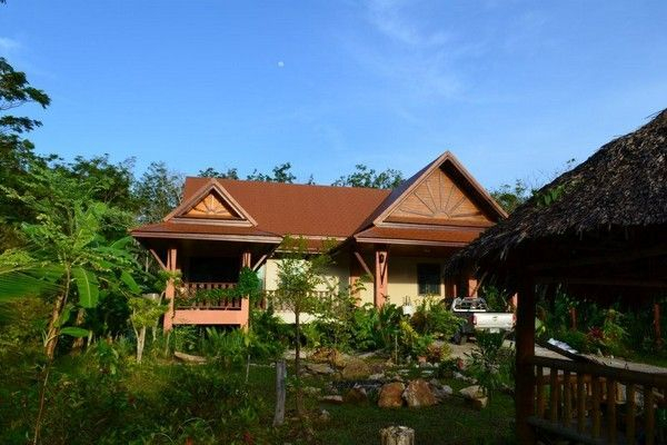 Four Bedroom House With Pond For Sale In Ao Nang