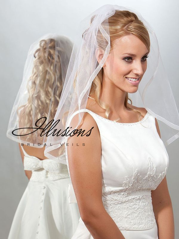 Illusions Bridal Veils