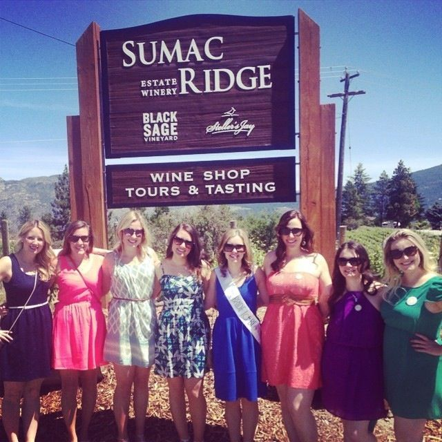 Stagette Wine Tours Kelowna BC