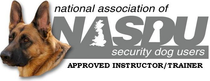 NASDU APPROVED TRAINER@NATIONALDOGTRAININGCENTRE