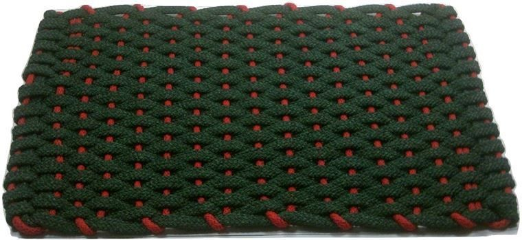 "Rockport Rope Christmas Mat 20"" x 34"""