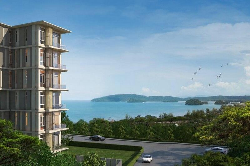 Sea view condo for sale in Ao Nang