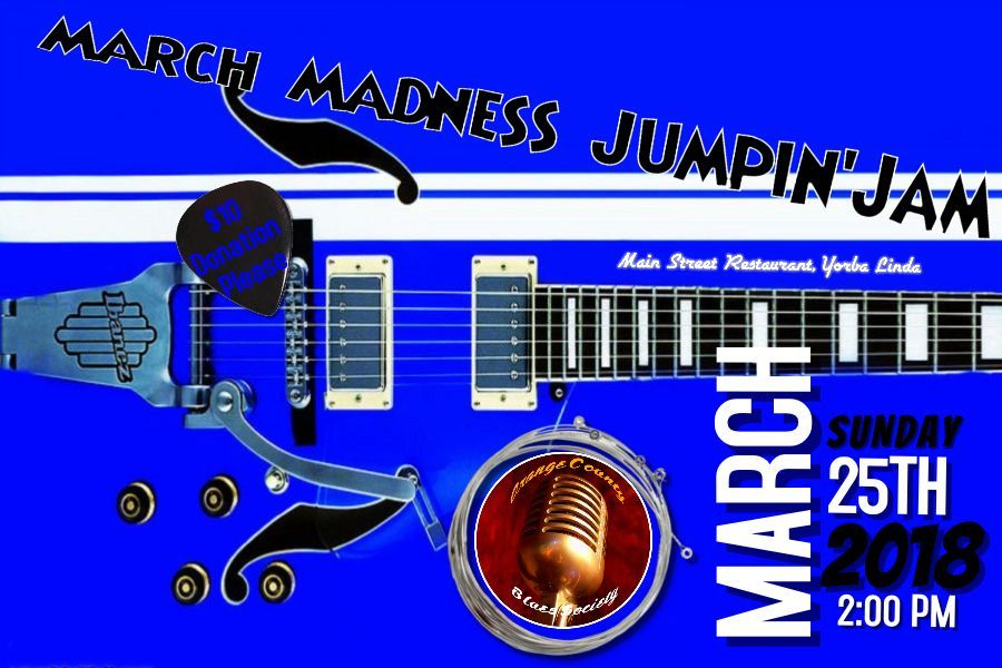 March Madness Jumpin' Jam