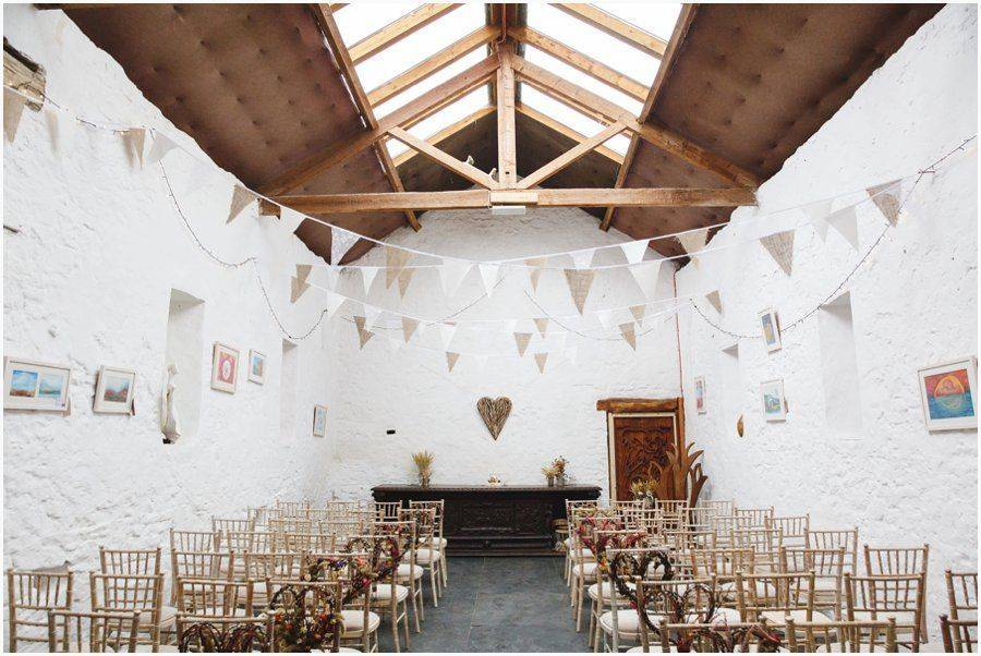 Rustic Wedding Venue Wales