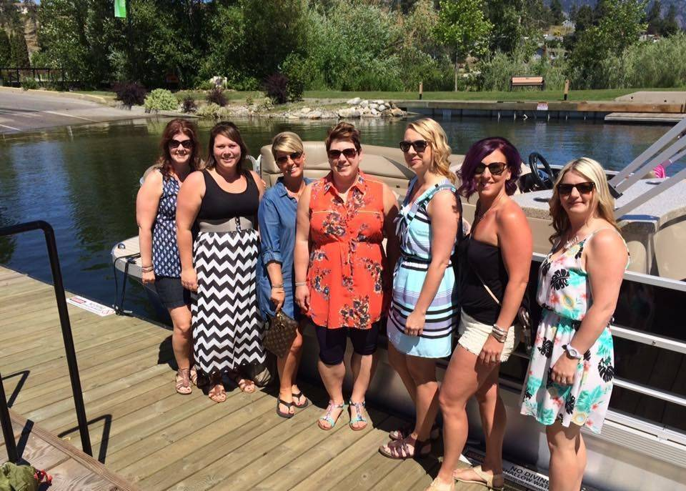 Birthday Party Wine Tours Kelowna