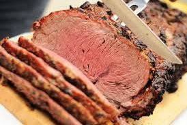 This is our delicious prime rib