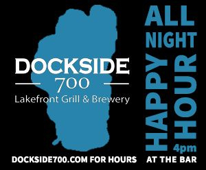 Happy Hour at Dockside