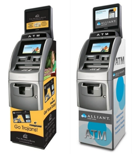 ATM Graphic Wrap