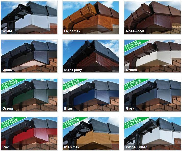 Fascia, soffits and gutterings Leeds