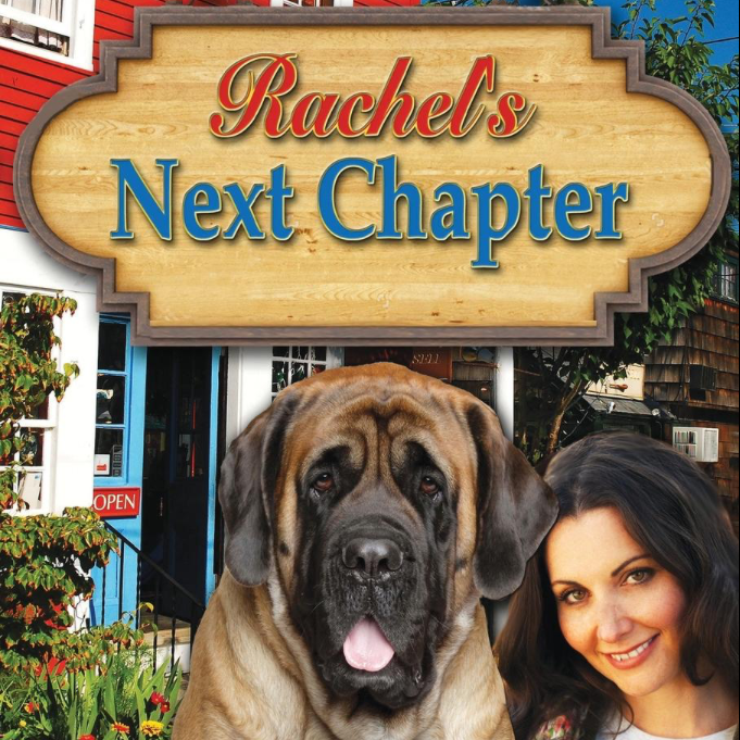new book, new release, available now, dog, rachel, story