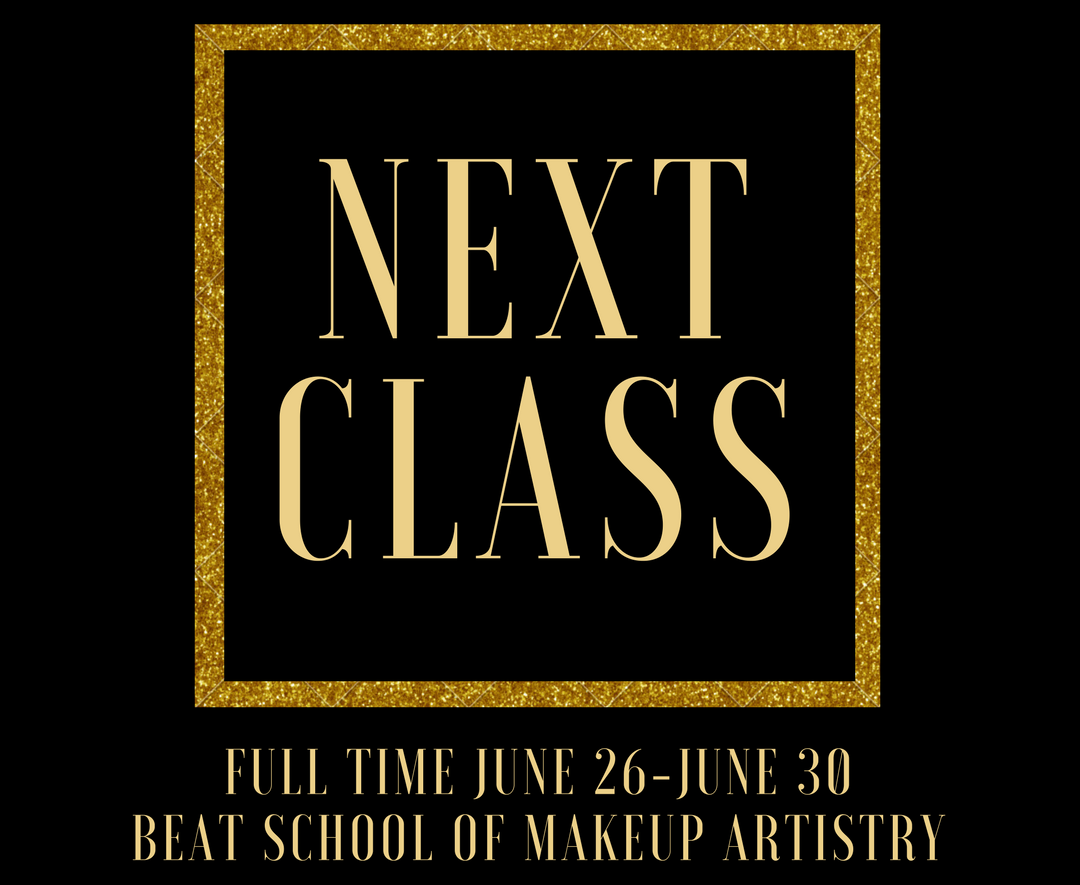 Baltimore makeup school,classes taught  summer 2017