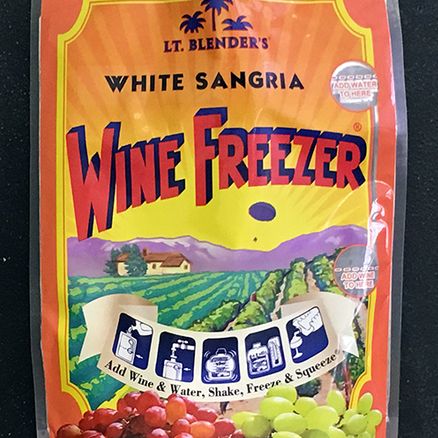 Wine Freezer White Sangria