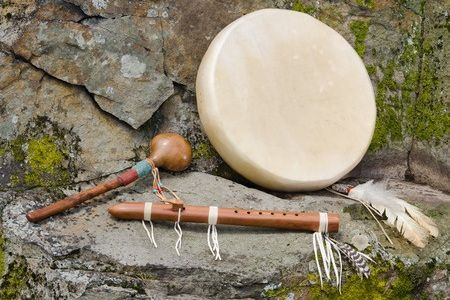 Divine Energy Native American Drumming  Certification.