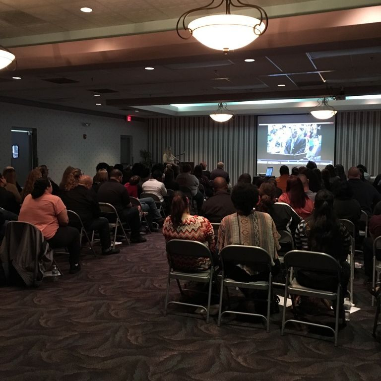 """Chasing Denise"" Presentation in Kissimmee - March 2017"