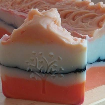 Creamsicle Dreamsicle Handcrafted Soap