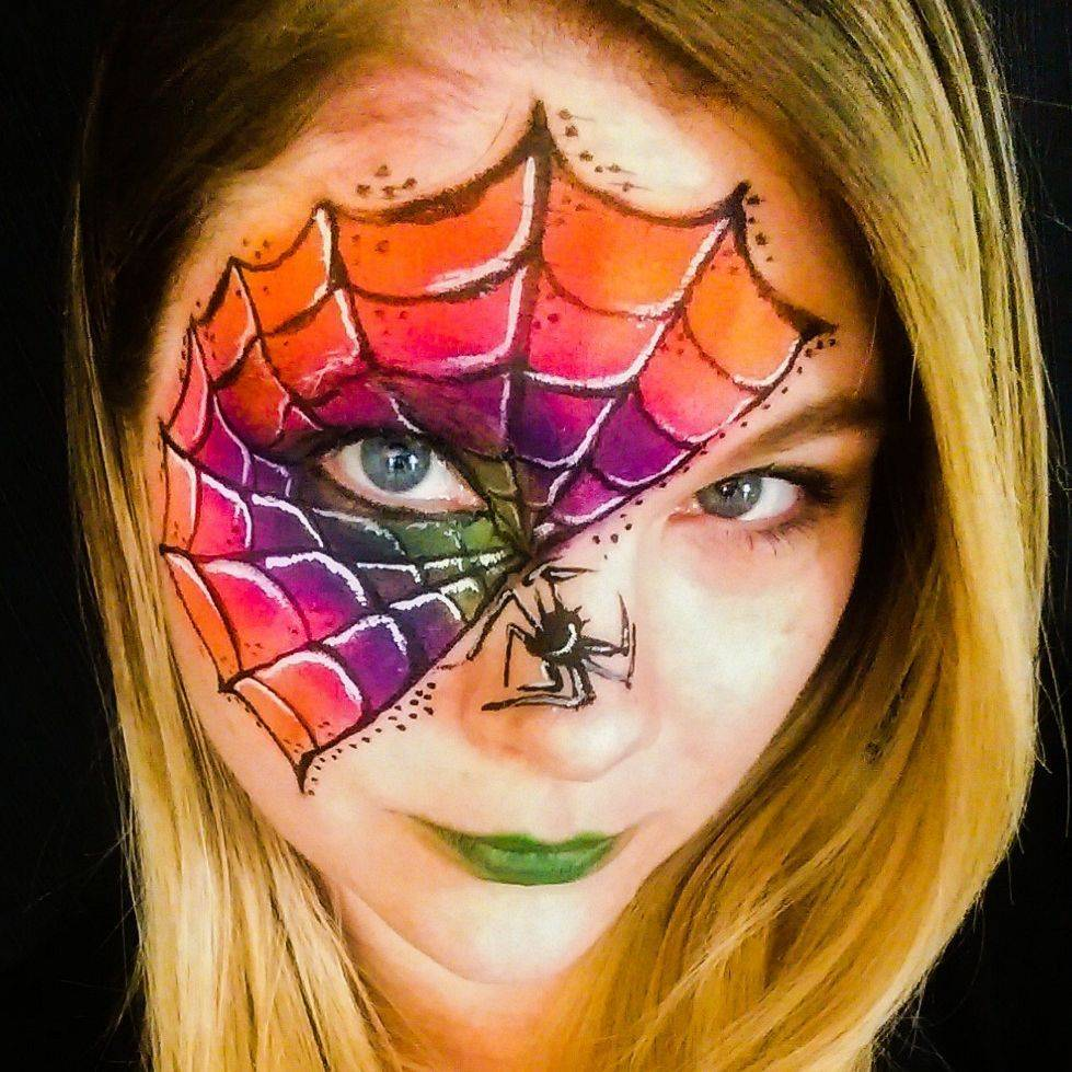 Face Painting Artist form Tigard Oregon