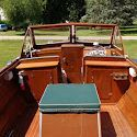 Lyman wood boat for sale at Bergersen Boat