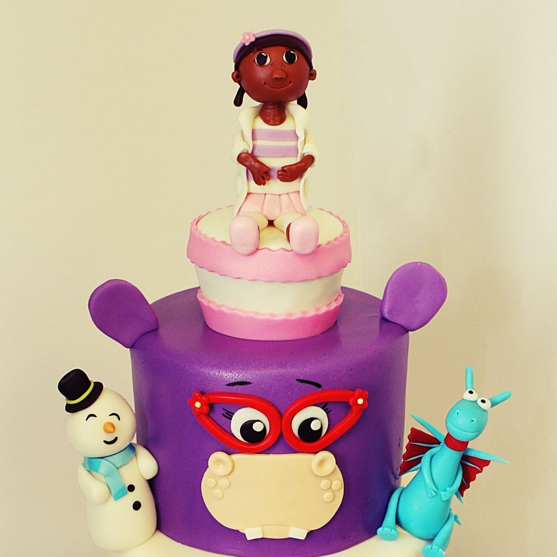 Doc McStuffins & Friends Cake Milwaukee