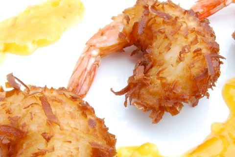 Coconut Shrimp Arista Catering