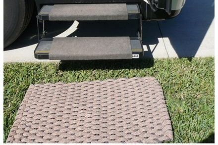 Rockport Rope RV Mats