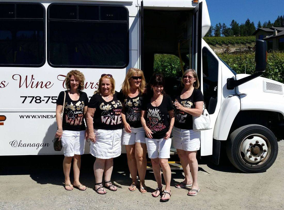 Birthday Wine Tours Kelowna