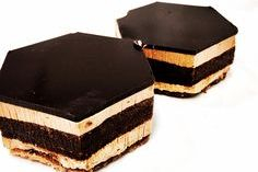 These are Arista's Opera Cakes