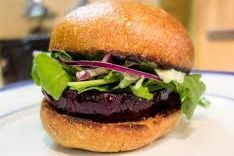 beet slider vegan