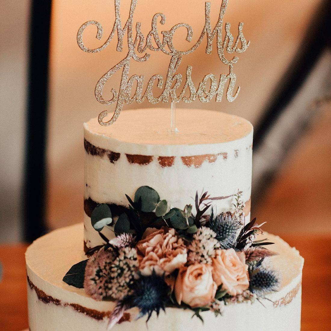 Wedding Cake for Beck and Lindsay