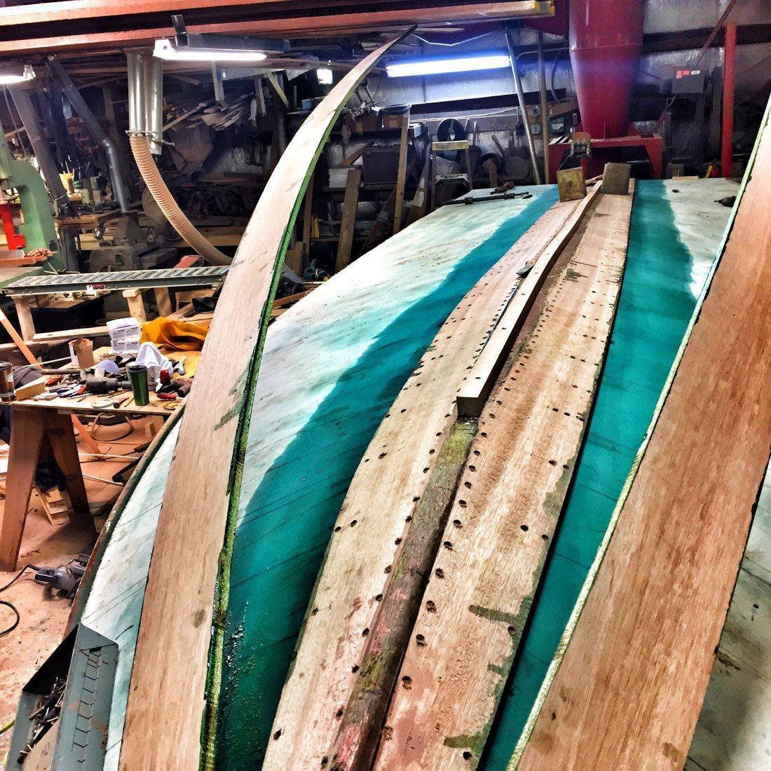 Bergersen Boat Co. Shepherd Boat Replacement