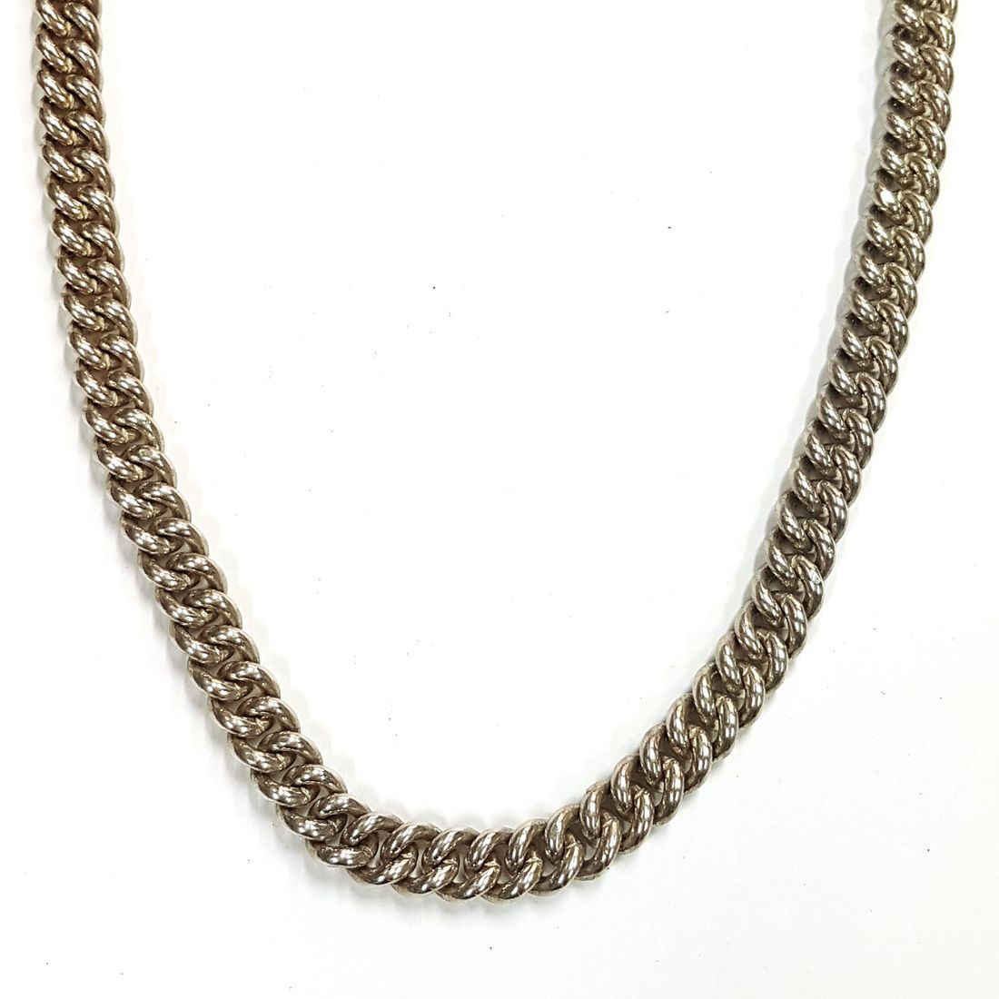 Solid Silver Links Chain   available at Kazbah online and our Leicester City Centre Shop