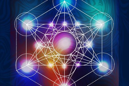 Divine Energy Sacred Geometry & Ancient grid - Certification Program